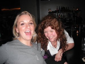 The night we went to Sanctuaria in STL where I introduced them to my bartender crush.