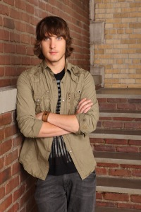Cappie from Greek.  A bad boy with a kind heart of gold...