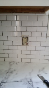 Did not adjust for outlet plate.