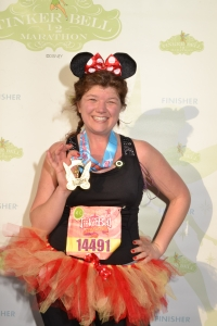 The Tink runs were such a great experience  all around.  So happy that was my first runDisney event.